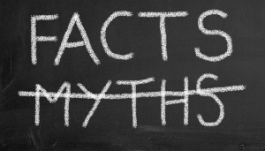 Chalkboard - Facts And Myths